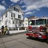 Fire on Wrner Street