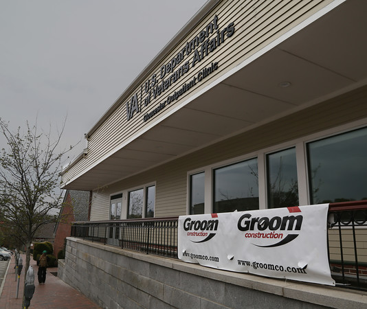 Veterans Clinic Nears Completion
