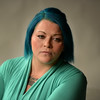 PAUL BILODEAU/Staff photo. Gloucester Police's Angel Program graduate Kylee Moriarty.