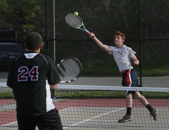 Gloucester vs. Swampscott Boys Tennis