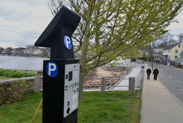 Parking Fee Kiosk