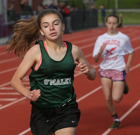 NEC Middle School Track Meet