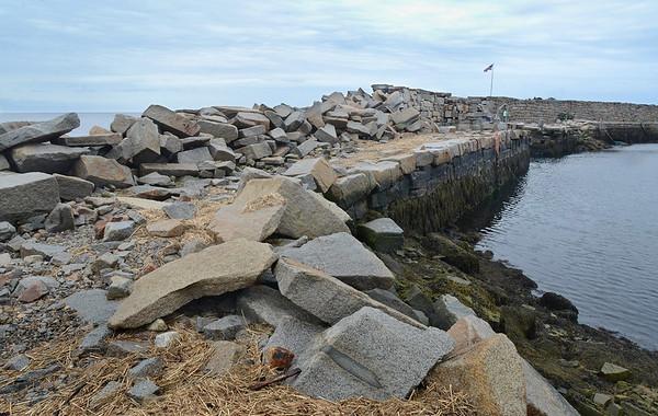 Lanes Cove Seawall