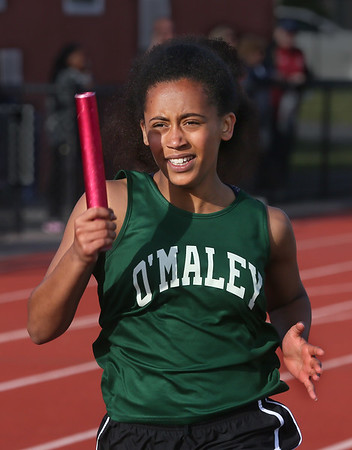 NEC Middle School Track Meet