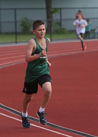 NEC Middle School Boys Track Meet