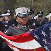 Funeral for Police Officer