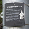 Wilson's Corner ceremony