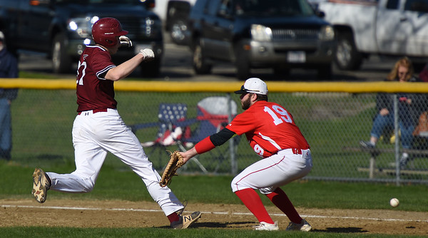 Gloucester vs Saugus Baseball