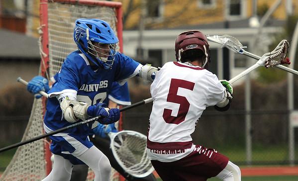 Gloucester Vs Danvers Lacrosse