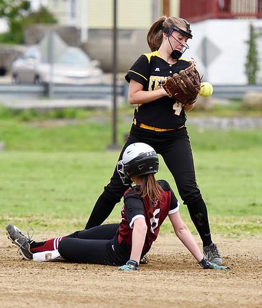 Gloucetester vs Fenwick softball