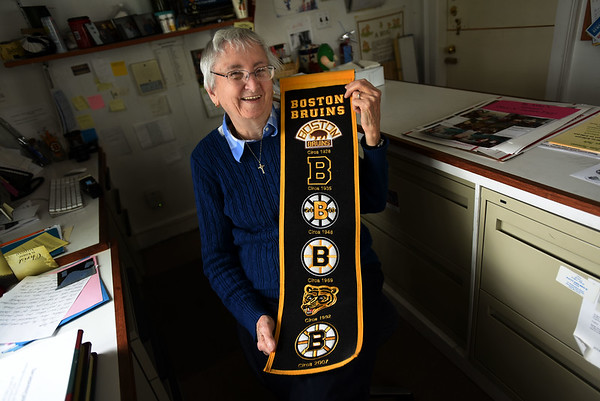 Boston Bruins Fan