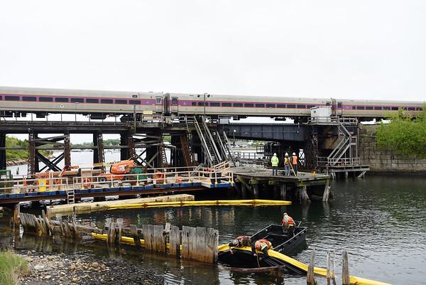 Train Bridge Repair