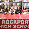 College bound athletes from Rockport