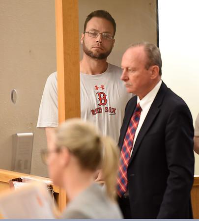 George Donahue Jr.  hearing