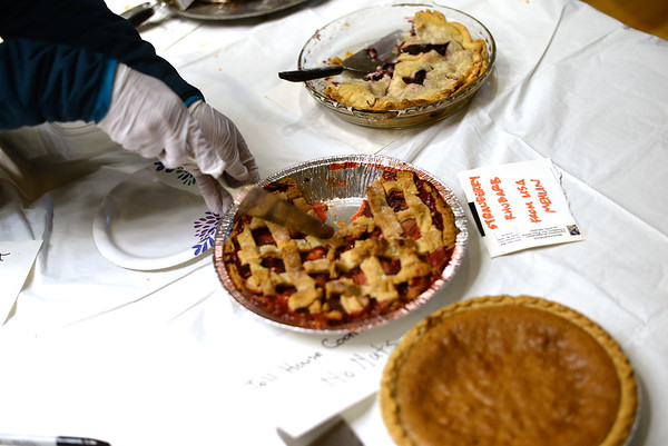 Annual Friends of the Library PIE FEST Fundraiser