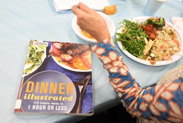 Cook-A-Book Cookbook Club