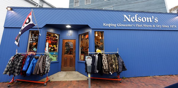 New owner at Nelson's