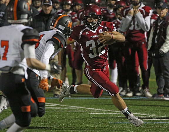 Gloucester vs. Wayland football, Division 4 North Finals