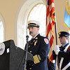 "Chief John ""Gerry"" Giunta's swearing in"