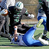 Manchester Essex vs Georgetown Thanksgiving Day football