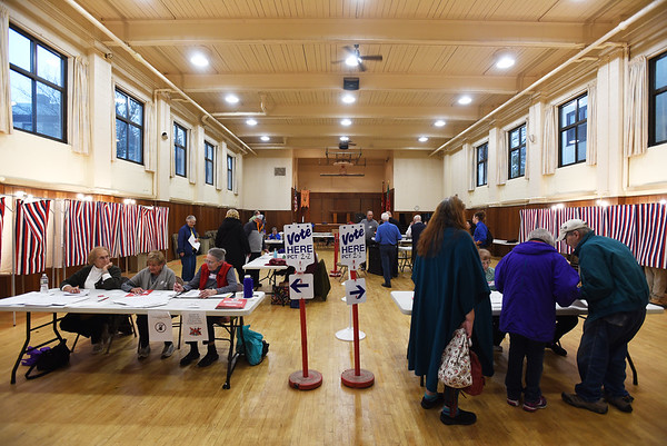 Voting in Gloucester