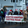 Gloucester Christmas parade