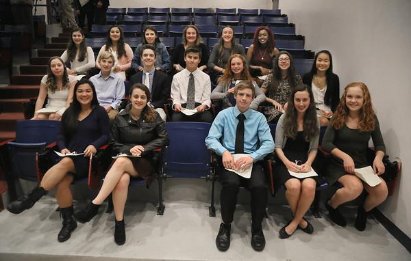 GHS Academic Awards