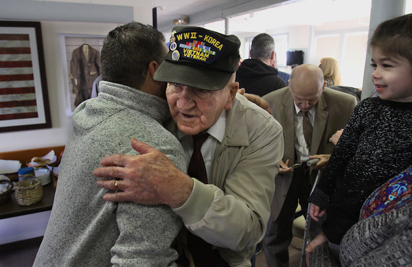 Veteran Turns 90