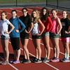 Gloucester Girls Cross Country Team