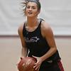 GHS Girls Basketball Practice