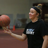 GHS Girls Basketball Practice