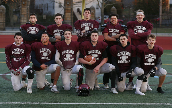 GHS Football Starting Offense
