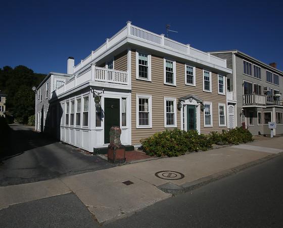 Pre-Revolutionary House Threatened