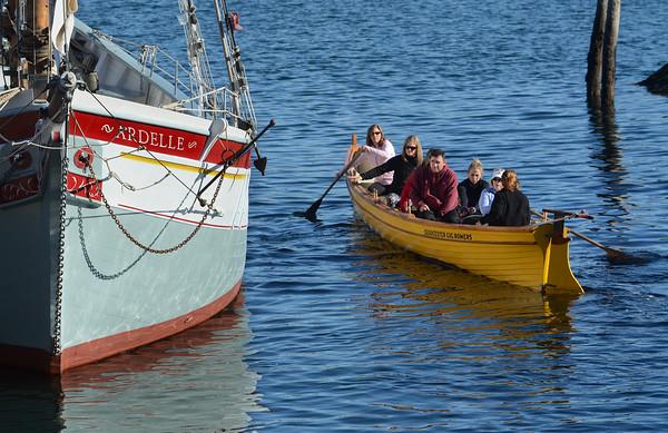 Beeman Teachers Rowing