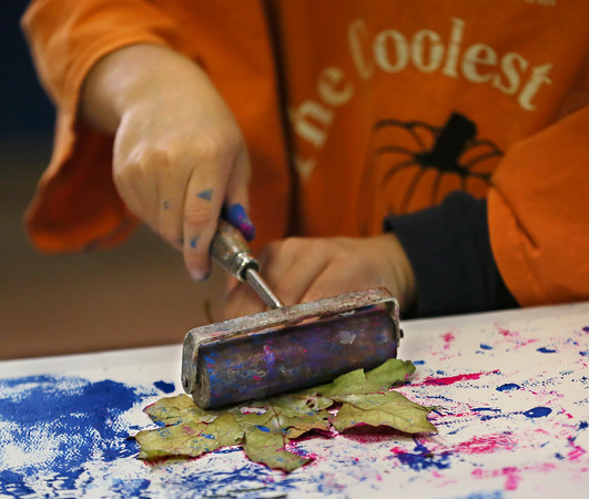Autumn Printmaking