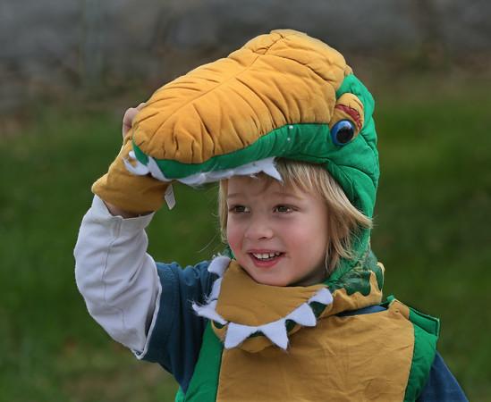 Halloween Costume Parade