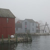 Rockport in the Fog