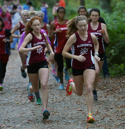Gloucester vs. Somerville Cross Country