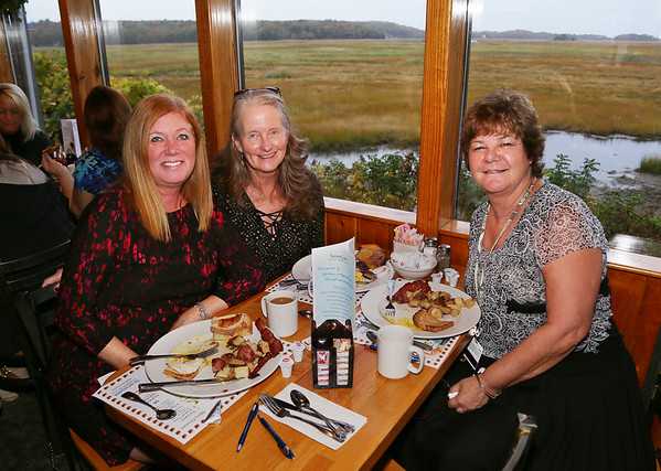 SeniorCare Breakfast at Lobsta Land