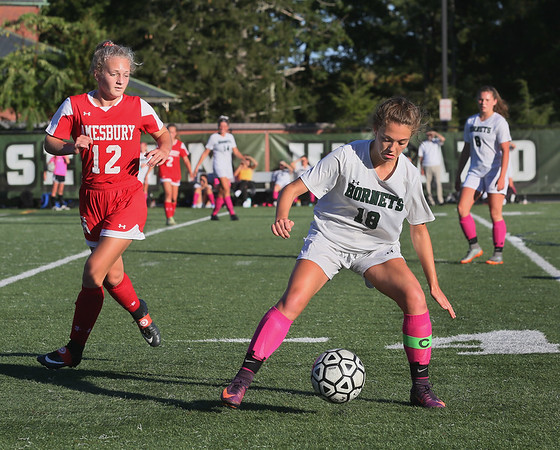 Mancester Essex vs. Amesbury Girls Soccer