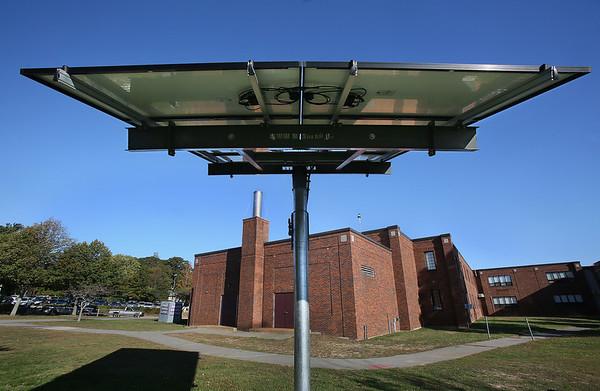 Solar Panels at Rockport Public Schools