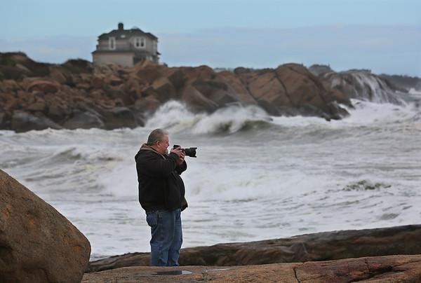 High Winds Hit Gloucester
