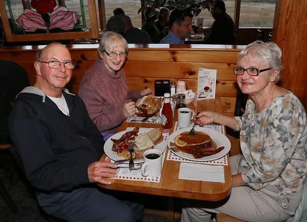 SeniorCare Breakfast at Lobsta Land