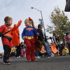 Halloween toddler parade