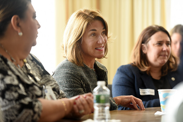 Lt. Gov. Karyn Polito Gloucester Housing