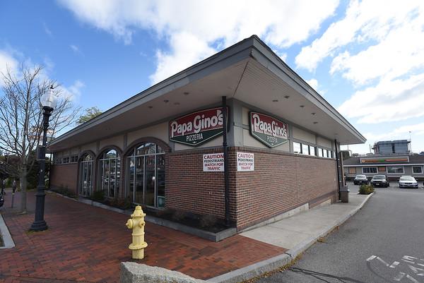 Papa Gino's Building