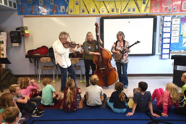 Folk Song Class