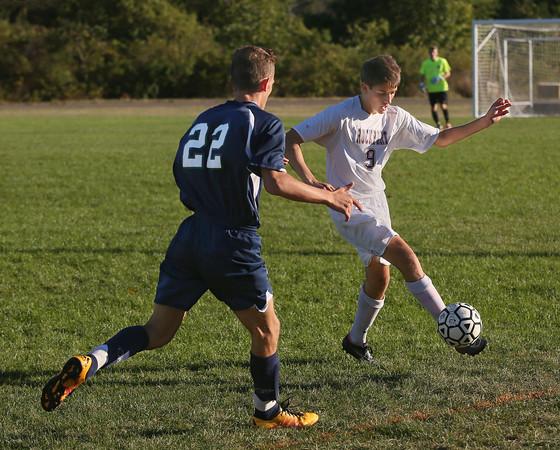 Rockport vs. Essex Tech Boys Soccer