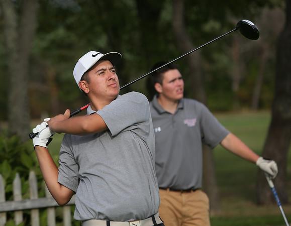 Rockport vs. North Reading Golf