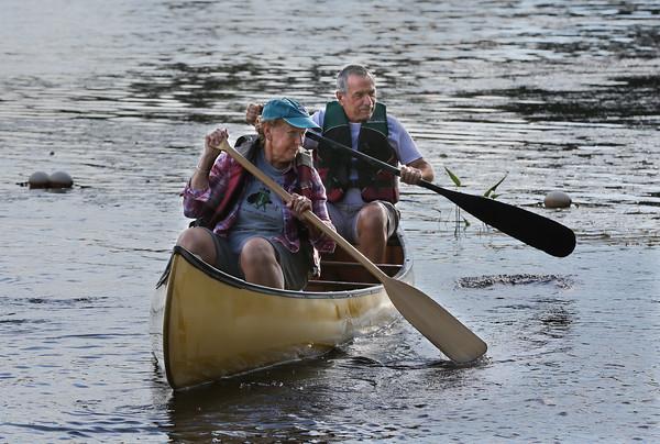 Canoeing in Essex